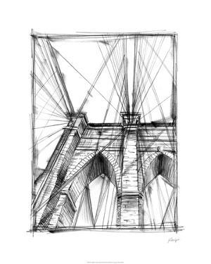 Graphic Architectural Study III by Ethan Harper