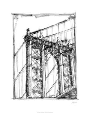 Graphic Architectural Study IV by Ethan Harper