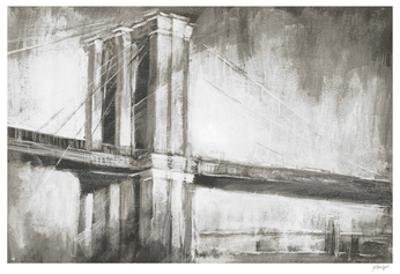 Historic Suspension Bridge II by Ethan Harper
