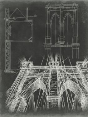 Iconic Blueprint IV by Ethan Harper