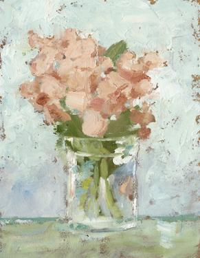 Impressionist Floral Study I by Ethan Harper