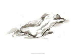 Ink Figure Study V by Ethan Harper