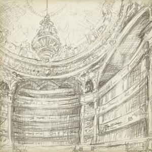 Interior Architectural Study II by Ethan Harper