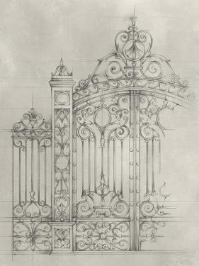 Iron Gate Design I by Ethan Harper