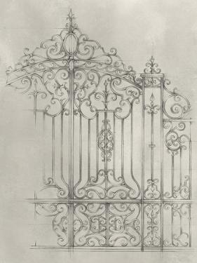 Iron Gate Design II by Ethan Harper