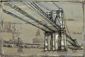 Kinetic City Sketch I by Ethan Harper