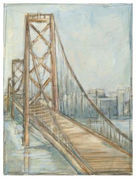 Metropolitan Bridge I by Ethan Harper