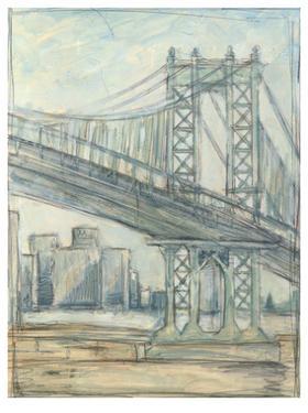 Metropolitan Bridge II by Ethan Harper