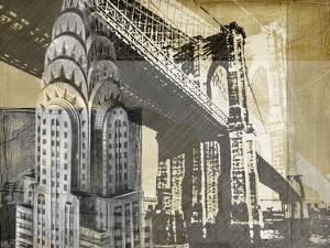 Metropolitan Collage I by Ethan Harper