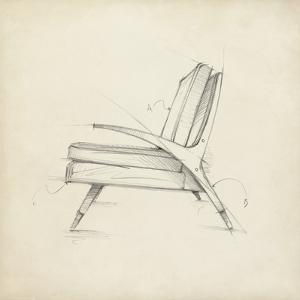 Mid Century Furniture Design II by Ethan Harper