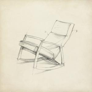 Mid Century Furniture Design IV by Ethan Harper