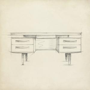 Mid Century Furniture Design VI by Ethan Harper