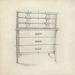 Mid Century Furniture Design VII by Ethan Harper