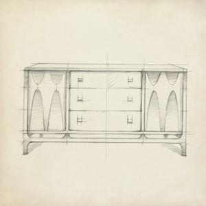 Mid Century Furniture Design VIII by Ethan Harper