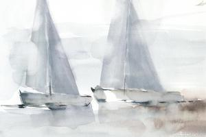Misty Sails I by Ethan Harper