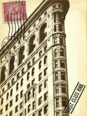 Non-Embelld. Letters to New York II by Ethan Harper