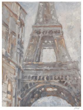Parisian Dawn I by Ethan Harper