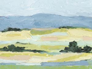 Pastel Hills I by Ethan Harper