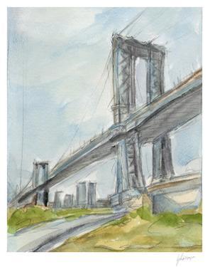 Plein Air Bridge Study I by Ethan Harper