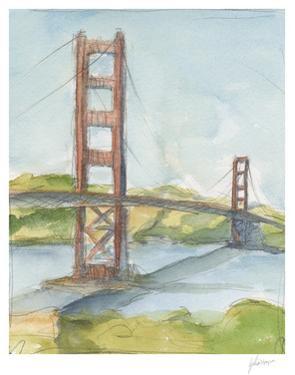 Plein Air Bridge Study II by Ethan Harper