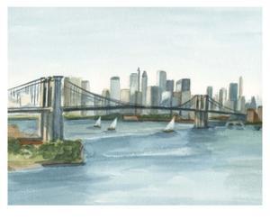 Plein Air Cityscape I by Ethan Harper