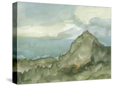 Plein Air Mountain View I by Ethan Harper