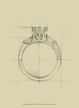 Ring Design IV by Ethan Harper