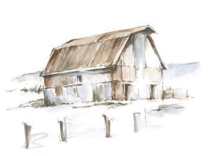 Roadside Barn I by Ethan Harper