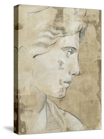 Roman Fresco I by Ethan Harper