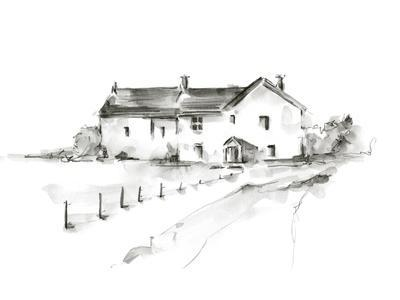 Rural Farmhouse Study I