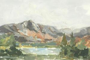 Rusty Mountains I by Ethan Harper