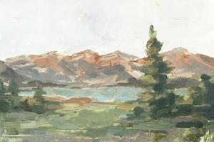 Rusty Mountains II by Ethan Harper