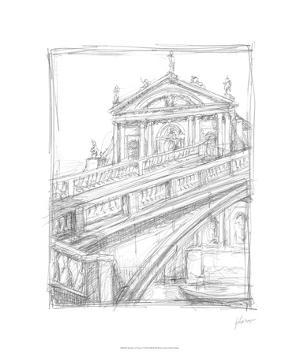 Sketches of Venice I by Ethan Harper