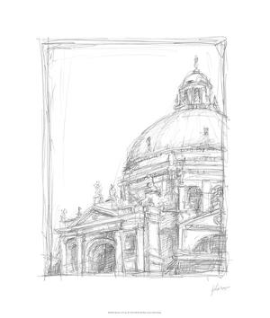 Sketches of Venice II by Ethan Harper