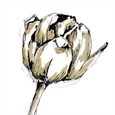 Small Tulip Sketch II by Ethan Harper