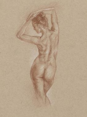 Standing Figure Study I by Ethan Harper