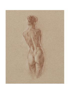 Standing Figure Study II by Ethan Harper