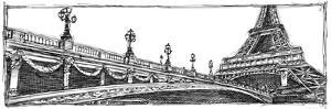 Study of Paris by Ethan Harper