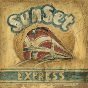 Sunset Express by Ethan Harper