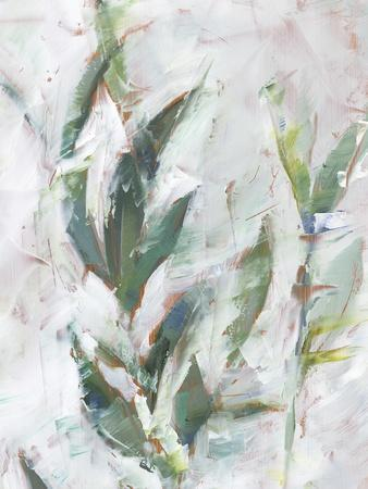 Tropical Foliage Study II