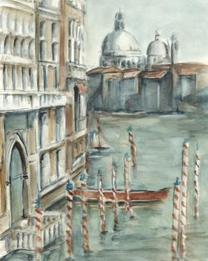 Venetian Watercolor Study I by Ethan Harper