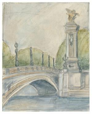 View of Paris V by Ethan Harper