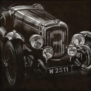Vintage Grand Prix I by Ethan Harper