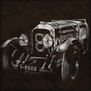 Vintage Grand Prix II by Ethan Harper