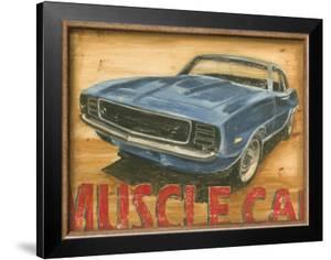 Vintage Muscle II by Ethan Harper