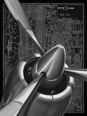 Vintage Plane I by Ethan Harper