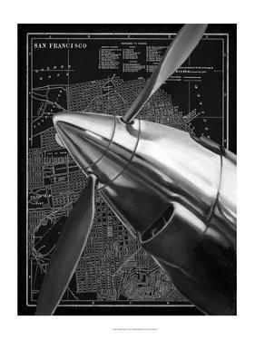 Vintage Plane II by Ethan Harper