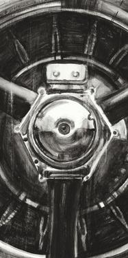 Vintage Propeller II by Ethan Harper