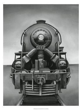Vintage Train by Ethan Harper