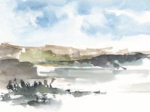 Western Lake Study I by Ethan Harper